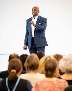Leadership Speaker, Mark Brown, CSP